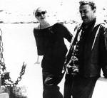 Con Moraima nas Conversacións Poéticas de Formentor, 1959.