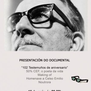 100 CEF, presentación en Ourense